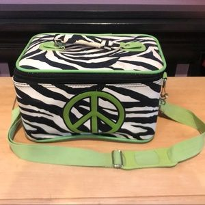 Peace Sign Toiletry Bag